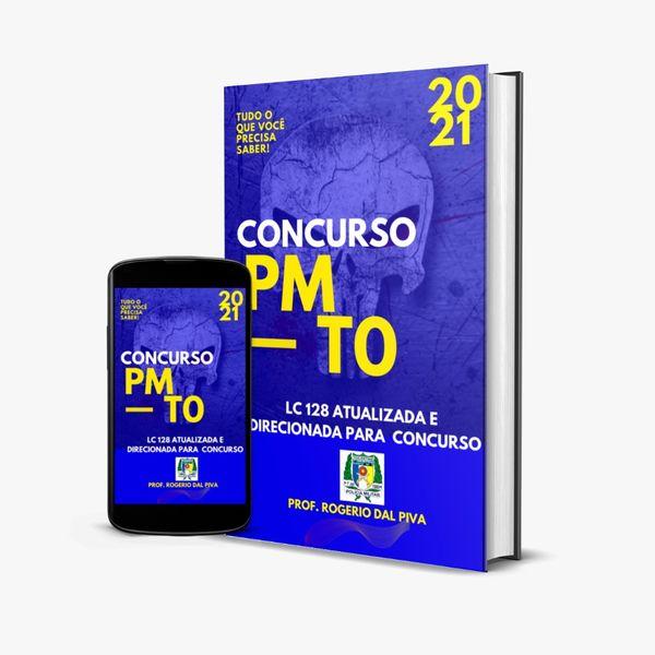 Imagem principal do produto E-Book simplificado, Organograma para você entender e gravar,  LC 128/2021- Estrutura da PMTO ATUALIZADA