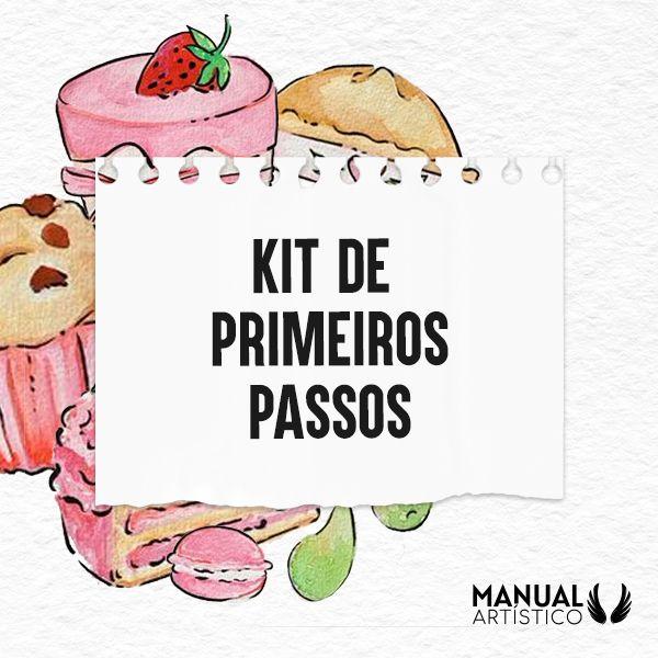 Imagem principal do produto Kit de Primeiros Passos