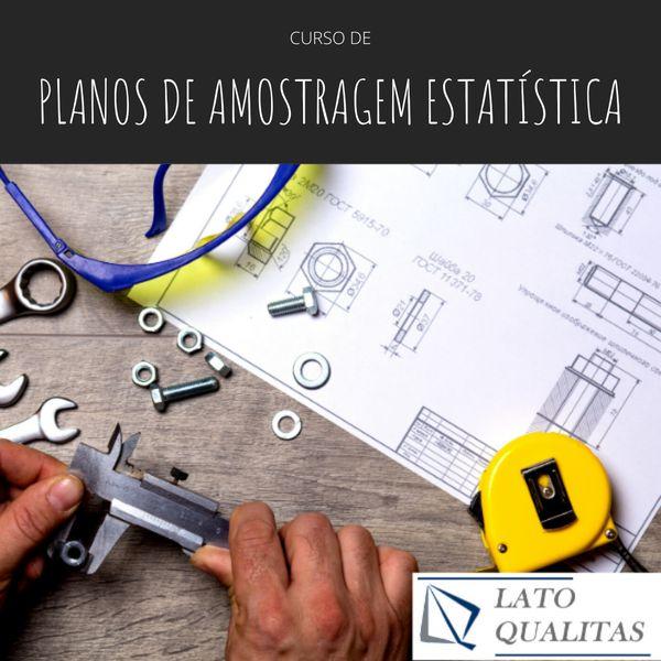 Imagem principal do produto Planos de Amostragem Estatística