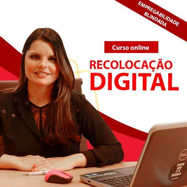 Imagem principal do produto Recolocação Digital