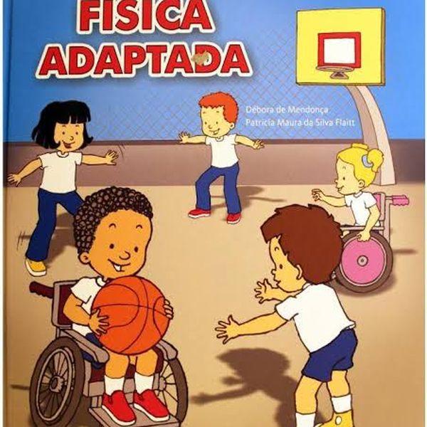 Imagem principal do produto EDUCAÇÃO FÍSICA ADAPTADA