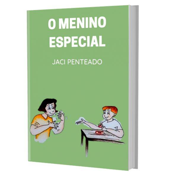 Imagem principal do produto E-BOOK O MENINO ESPECIAL