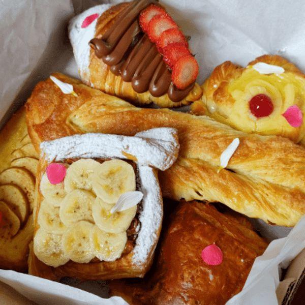 Imagem principal do produto Como fazer Croissant