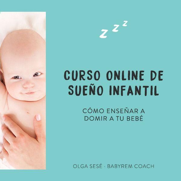 Imagem principal do produto Curso de Sueño Infantil On line