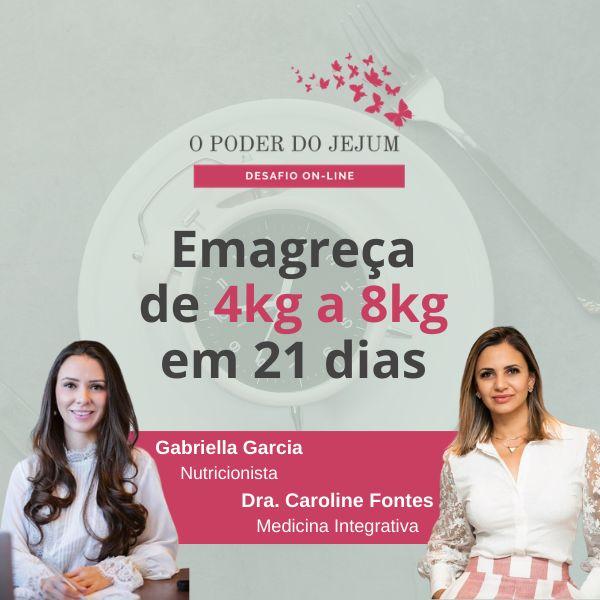 Imagem principal do produto Desafio Poder do Jejum