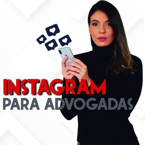 Imagem principal do produto Instagram para Advogadas