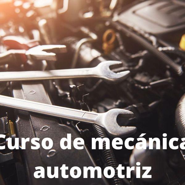 Imagem principal do produto CURSO DE MECANICA