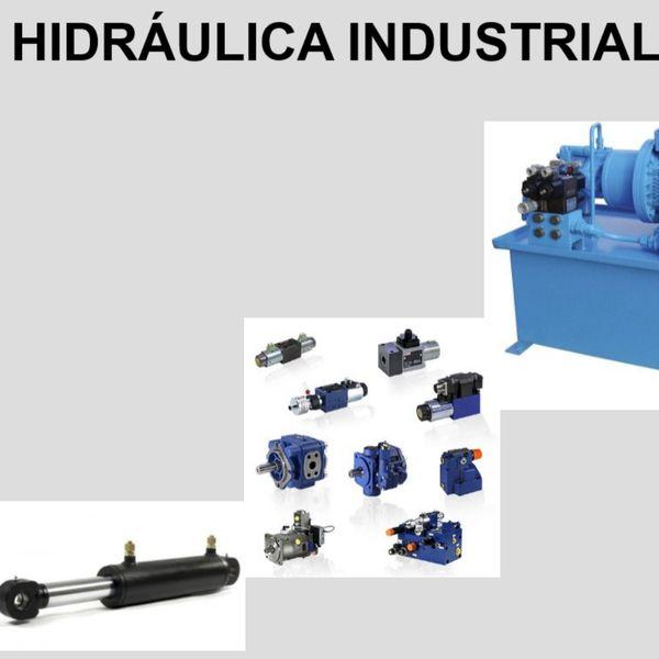 Imagem principal do produto Introdução à Hidráulica Industrial
