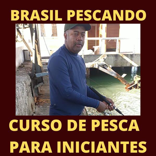 Imagem principal do produto Brasil Pescando - Curso para pescadores iniciantes