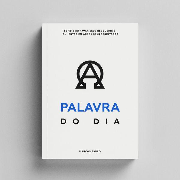 Imagem principal do produto Livro Digital Palavra do Dia