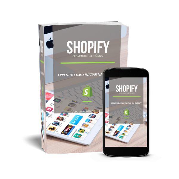 Imagem principal do produto E-commerce Eletrônico - Aprenda como Iniciar na Shopify
