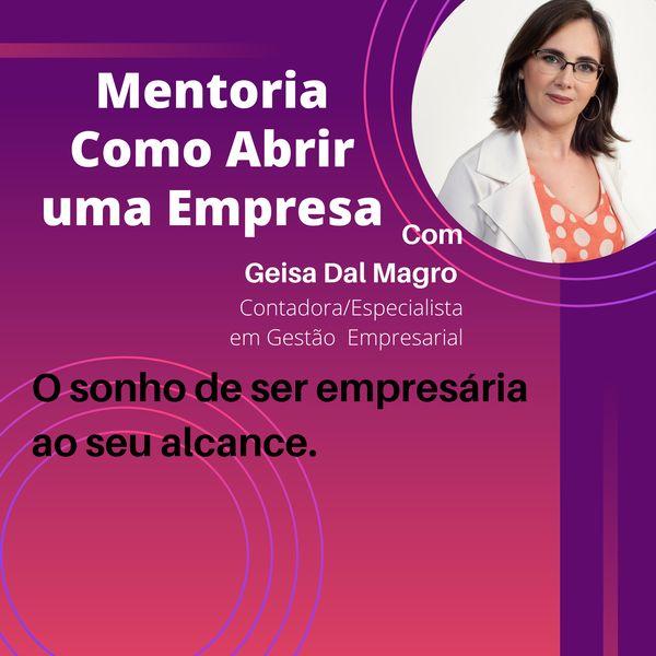 Imagem principal do produto MENTAORIA COMO ABRIR UMA EMPRESA