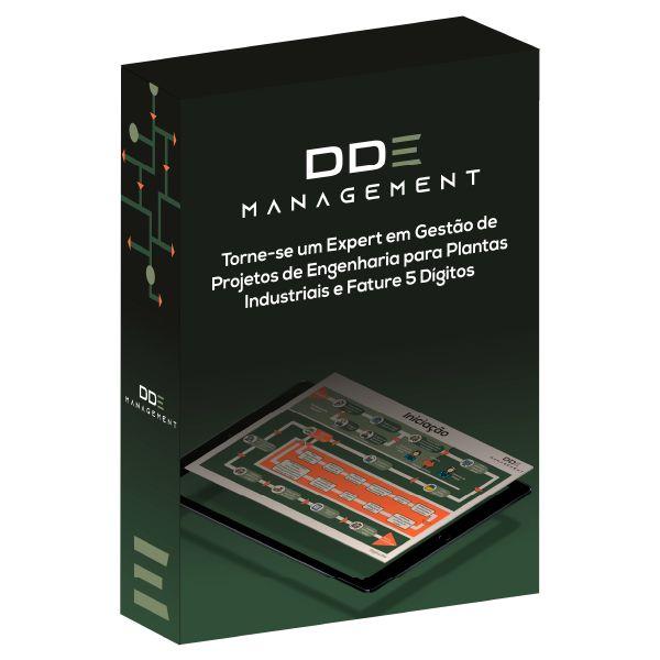 Imagem principal do produto DDE Management - Gestão de Projetos de Engenharia