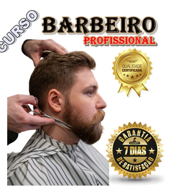 Imagem principal do produto BARBEIRO PROFISSIONAL