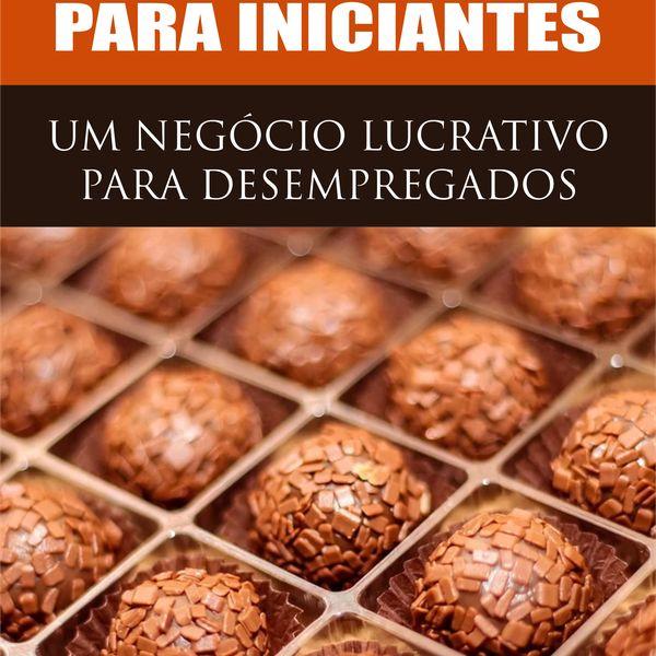 Imagem principal do produto E-book Brigadeiro Gourmet para Iniciantes