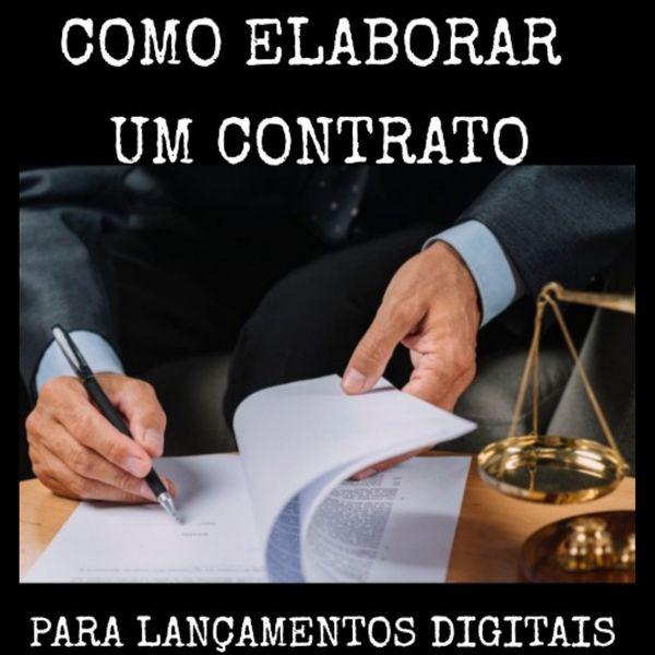 Imagem principal do produto E-book Como elaborar um Contrato de Lançamento