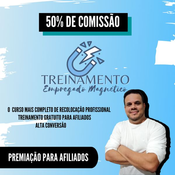 Imagem principal do produto TREINAMENTO EMPREGADO MAGNÉTICO
