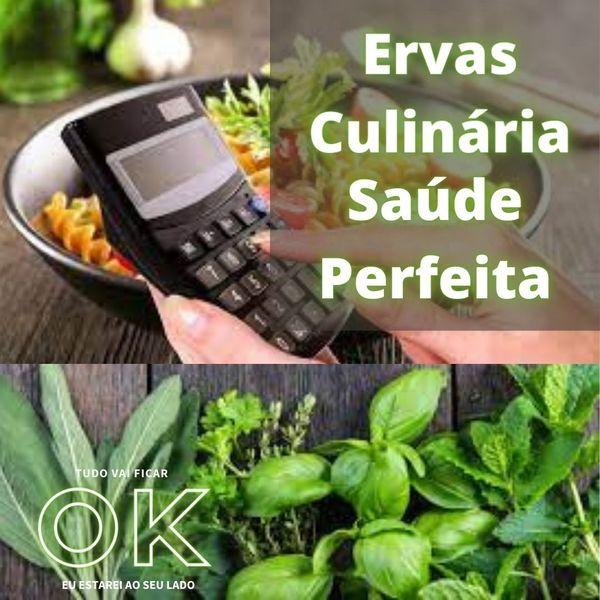 Imagem principal do produto Ervas Culinárias