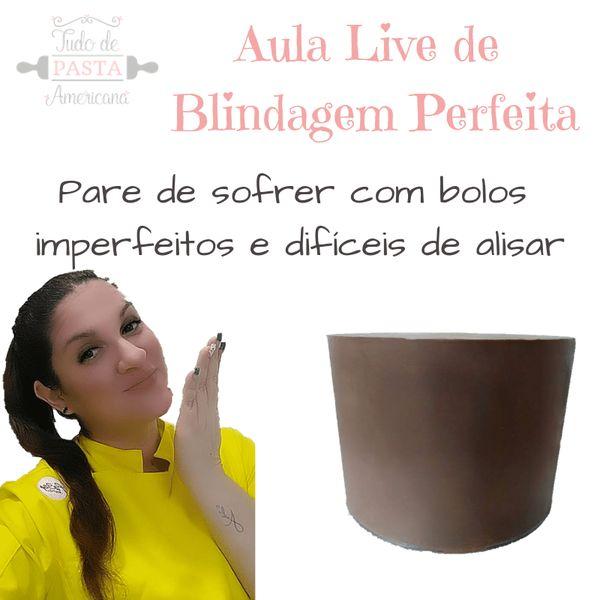 Imagem principal do produto Aula Live - Blindagem sem mistério