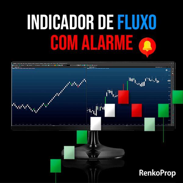 Imagem principal do produto Indicador de Fluxo com Alarme