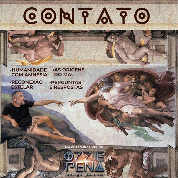 Imagem principal do produto MANUAL PRÁTICO PARA O FIM DOS TEMPOS - CONTATO 🚀 com Ozzie Pena