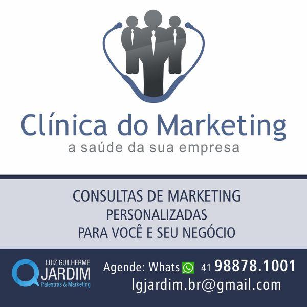 Imagem principal do produto CLÍNICA DO MARKETING - DESDE 2004 GERANDO SOLUÇÕES INTELIGENTES