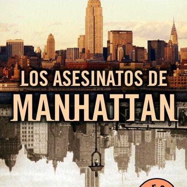 Imagem principal do produto Audiolibro Los Asesinatos de Manhattan