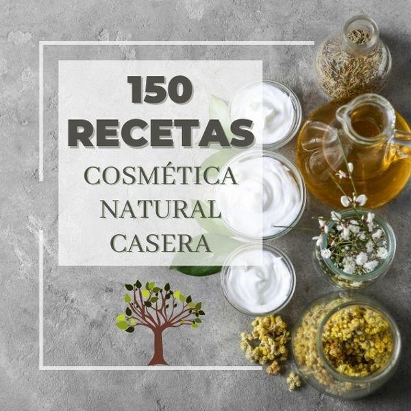 Imagem principal do produto 150 RECETAS Cosmética Casera Natural