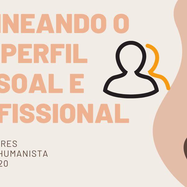 Imagem principal do produto DELINEANDO O SEU PERFIL PESSOAL E PROFISSIONAL