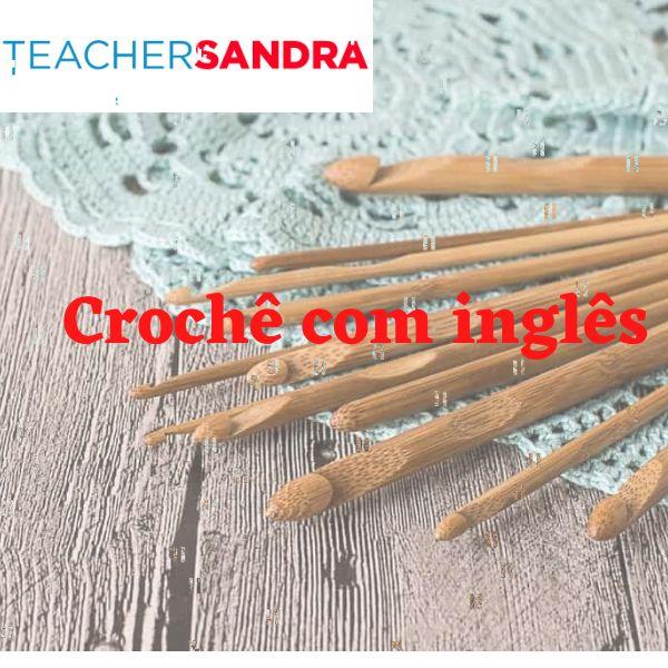 Imagem principal do produto Crochê com inglês