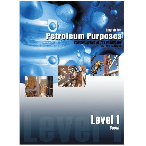 Imagem principal do produto English for Petroleum Purposes - Livro Ilustrado para o estudo de inglês técnico na área de petróleo.