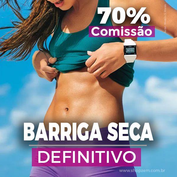Imagem principal do produto Barriga Seca Definitivo