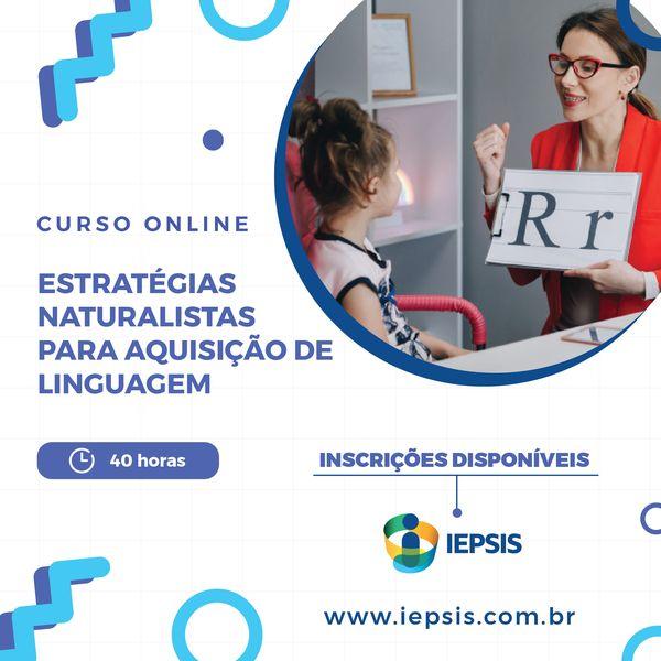Imagem principal do produto Estratégias Naturalistas para Aquisição de Linguagem