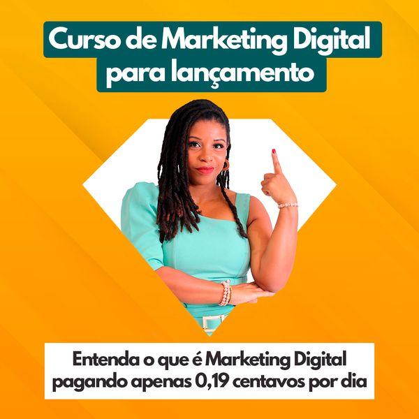 Imagem principal do produto Curso de Marketing Digital para Lançamentos