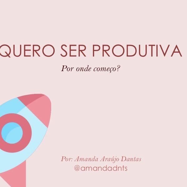 Imagem principal do produto Guia para a produtividade