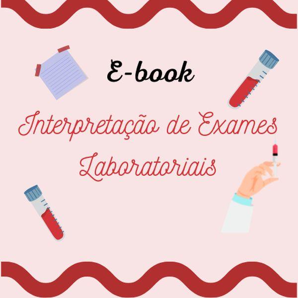 Imagem principal do produto E-book Interpretação de Exames Laboratoriais