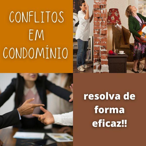 Imagem principal do produto Conflitos em Condomínios: Como resolver de forma eficaz!