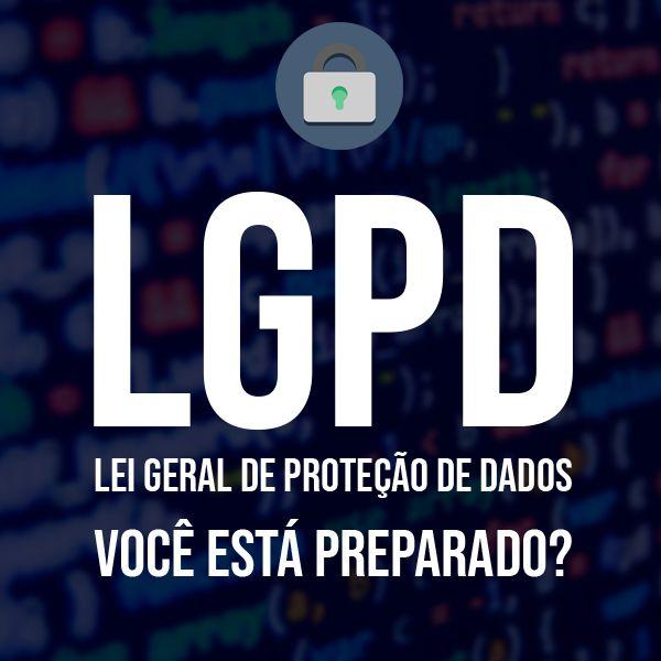 Imagem principal do produto Curso LGPD - VOCÊ ESTÁ PREPARADO?  JÁ EM VIGOR NO BRASIL