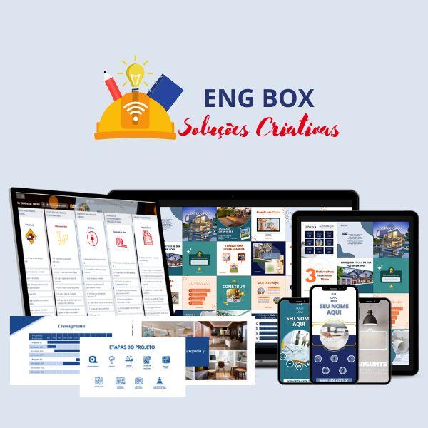 Imagem principal do produto ENG BOX Soluções Criativas