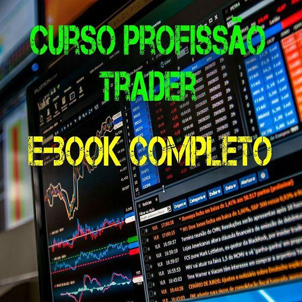 Imagem principal do produto Ebook Profissão Trader