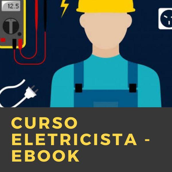 Imagem principal do produto Curso Eletricista - Ebook