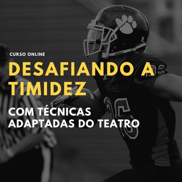 Imagem principal do produto DESAFIANDO A TIMIDEZ