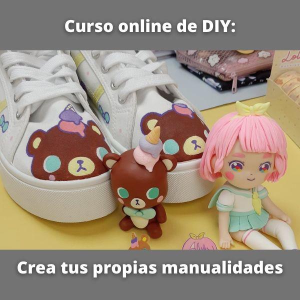 Imagem principal do produto Crea Tus Propias Manualidades