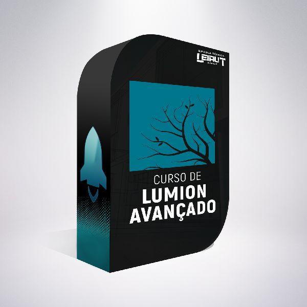 Imagem principal do produto Curso de Lumion Avançado
