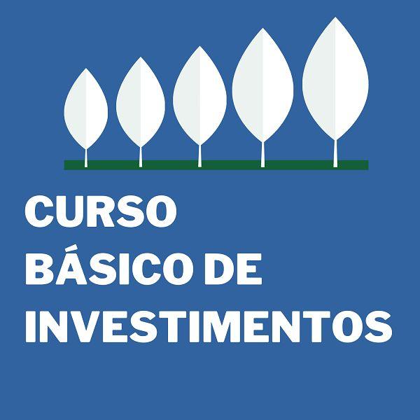 Imagem principal do produto Curso Básico de Investimentos