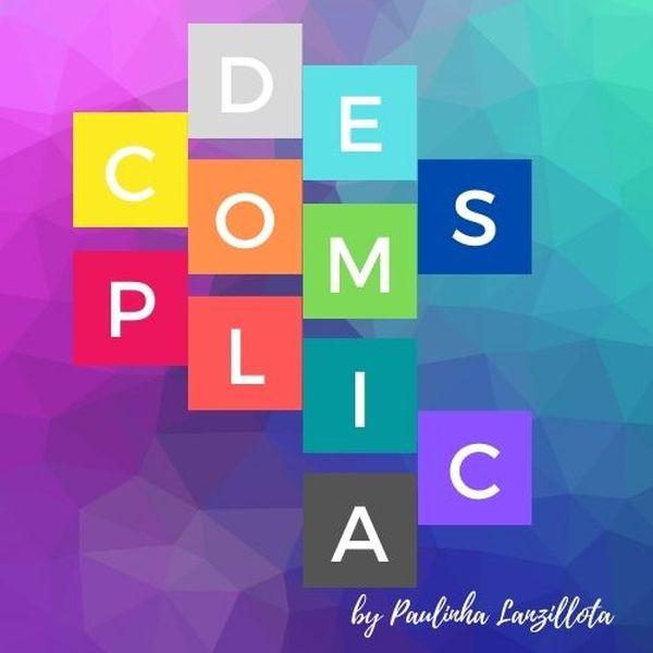 Imagem principal do produto DESCOMPLICAFit - Tudo o que você precisa para ser Linda, Magra e Saudável