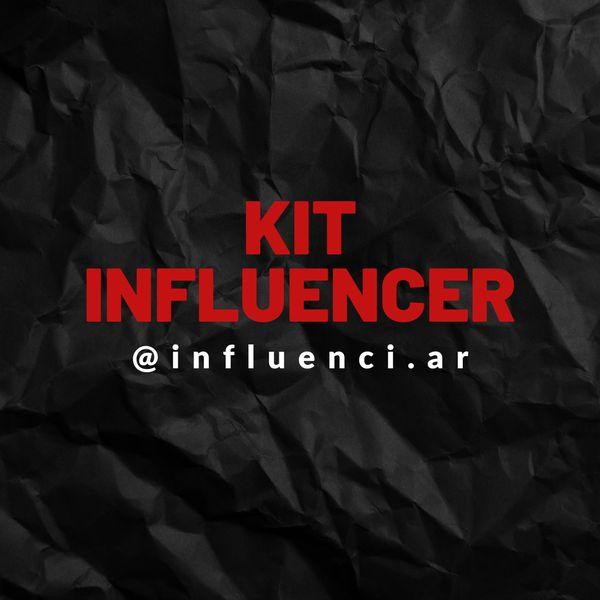 Imagem principal do produto Kit Influencer