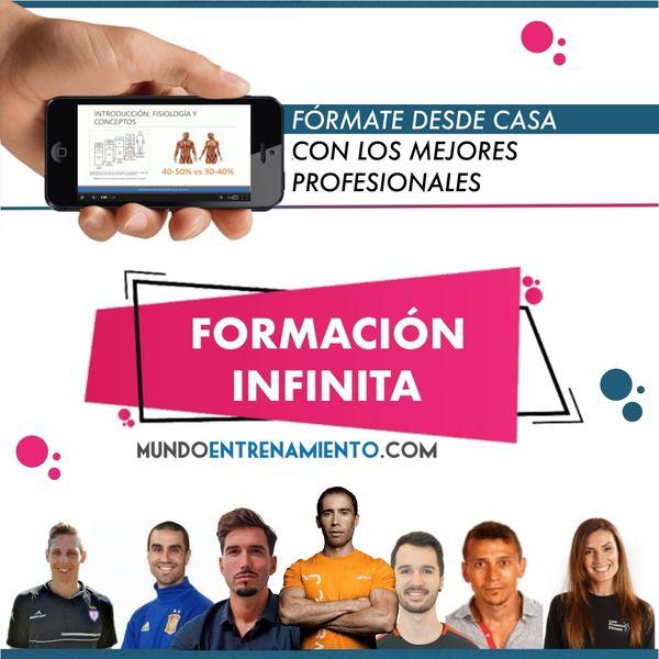 Imagem principal do produto Formación Online sobre Ciencias del Deporte y la Salud