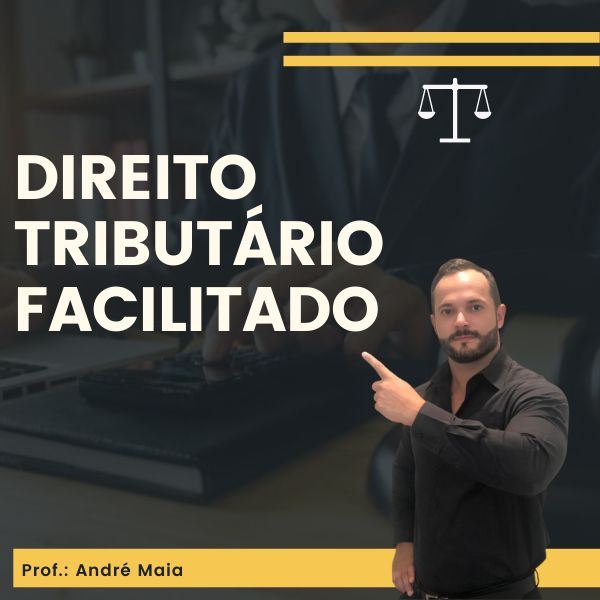 Imagem principal do produto Direito Tributário Facilitado