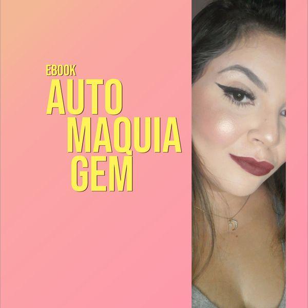 Imagem principal do produto E-BOOK Automaquiagem